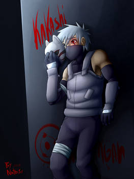 Kakashi-san!