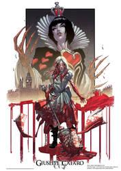 LSCC Alice Madness - Print by Giuseppe-Cafaro
