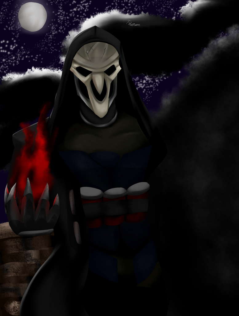 Death Walks Among You by FatedRoses
