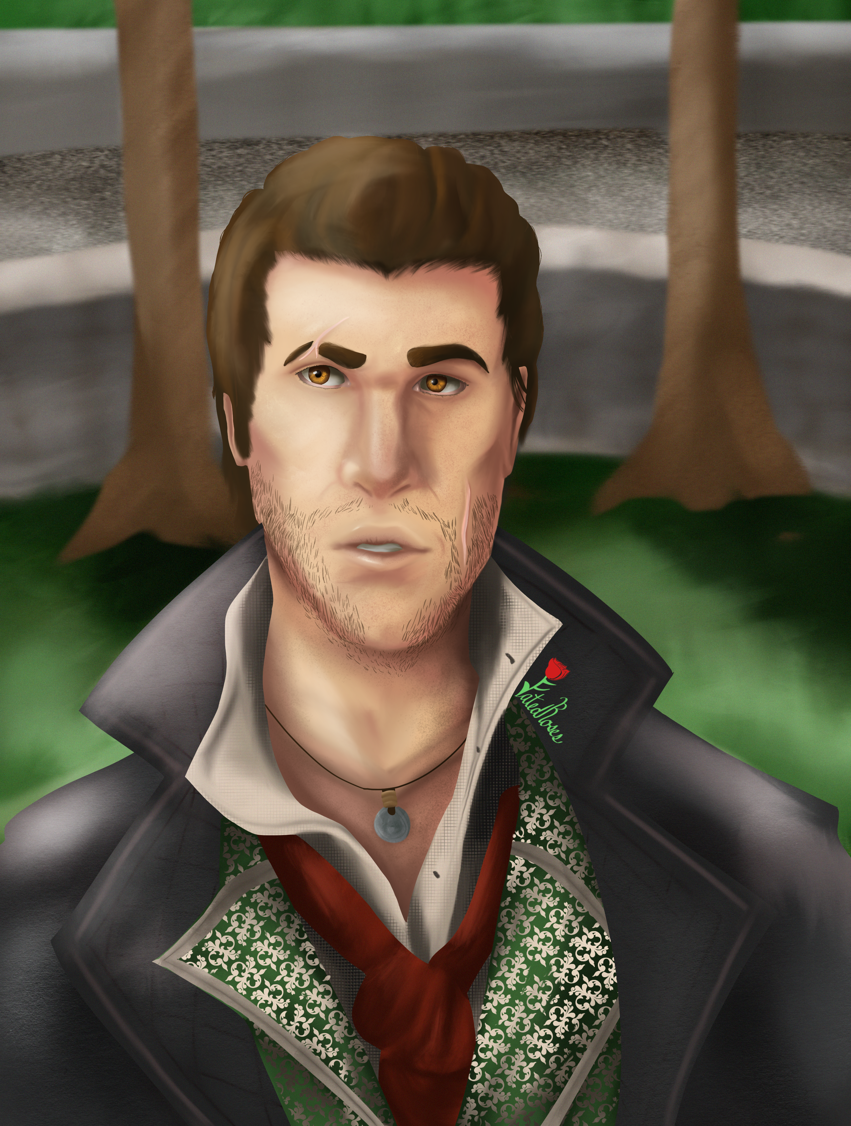 Jacob Frye by FatedRoses