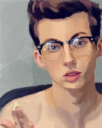 Troye Sivan by oakktree