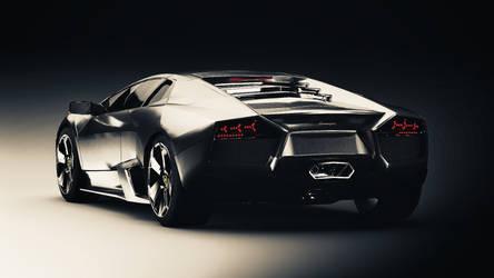 Lamborghini Reventon by TheImNobody