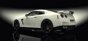 Nissan GT-R by TheImNobody