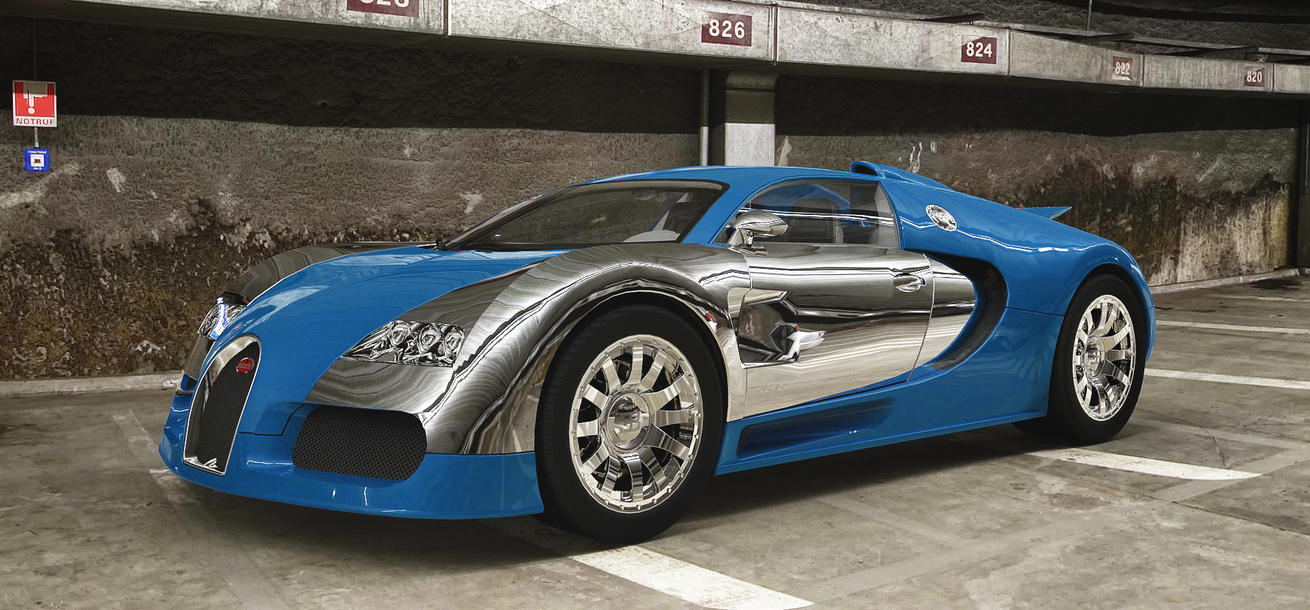 Bugatti Veyron Centenaire Edition by TheImNobody
