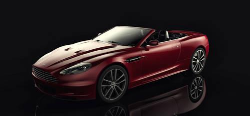 Aston Martin DBS Volante by TheImNobody