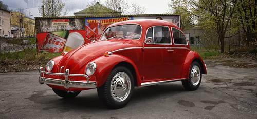 Volkswagen Beetle by TheImNobody