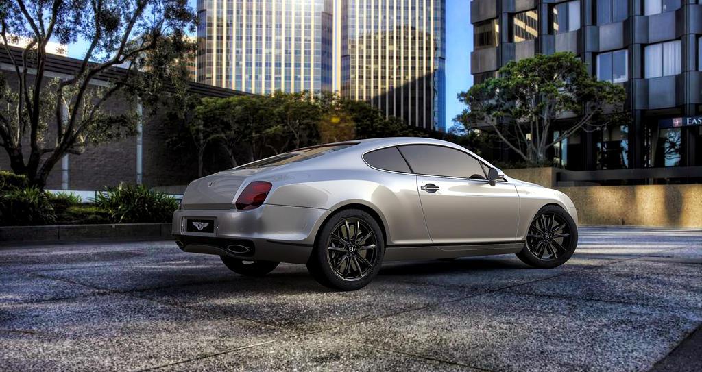 Bentley Continental Supersports by TheImNobody