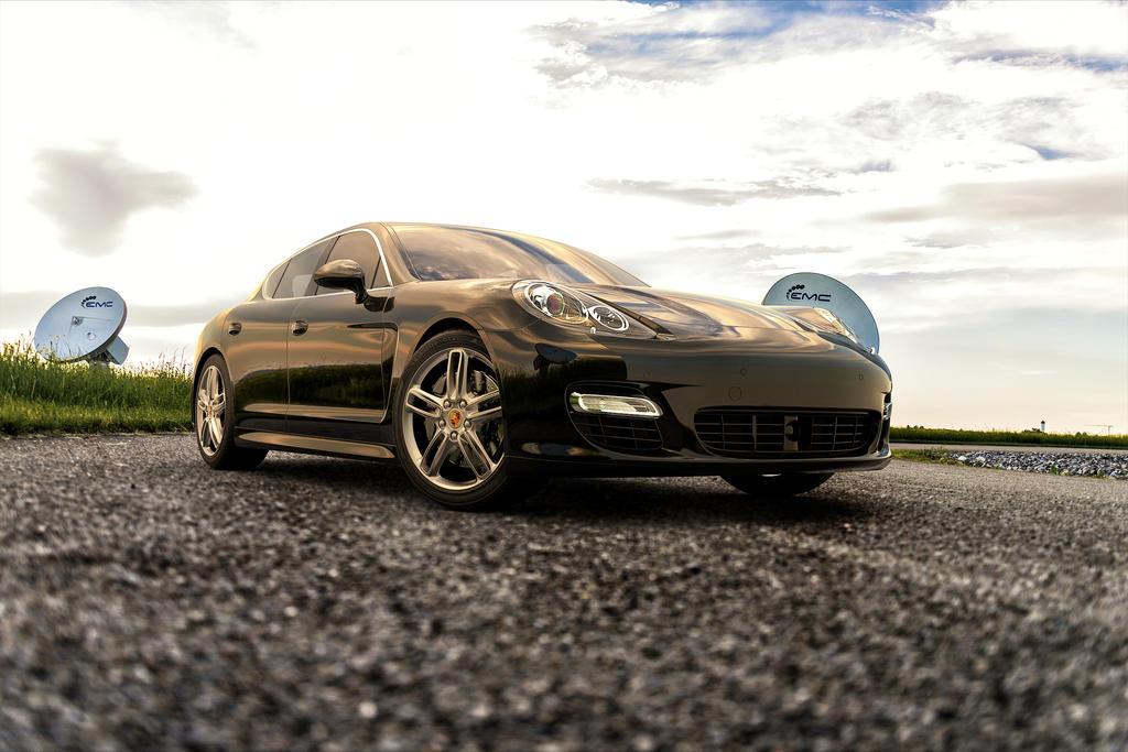 Porsche Panamera Turbo by TheImNobody