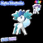 Aqua Shaymin