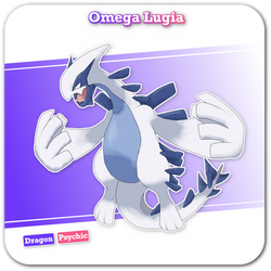 Omega Lugia by Nathaniel98643