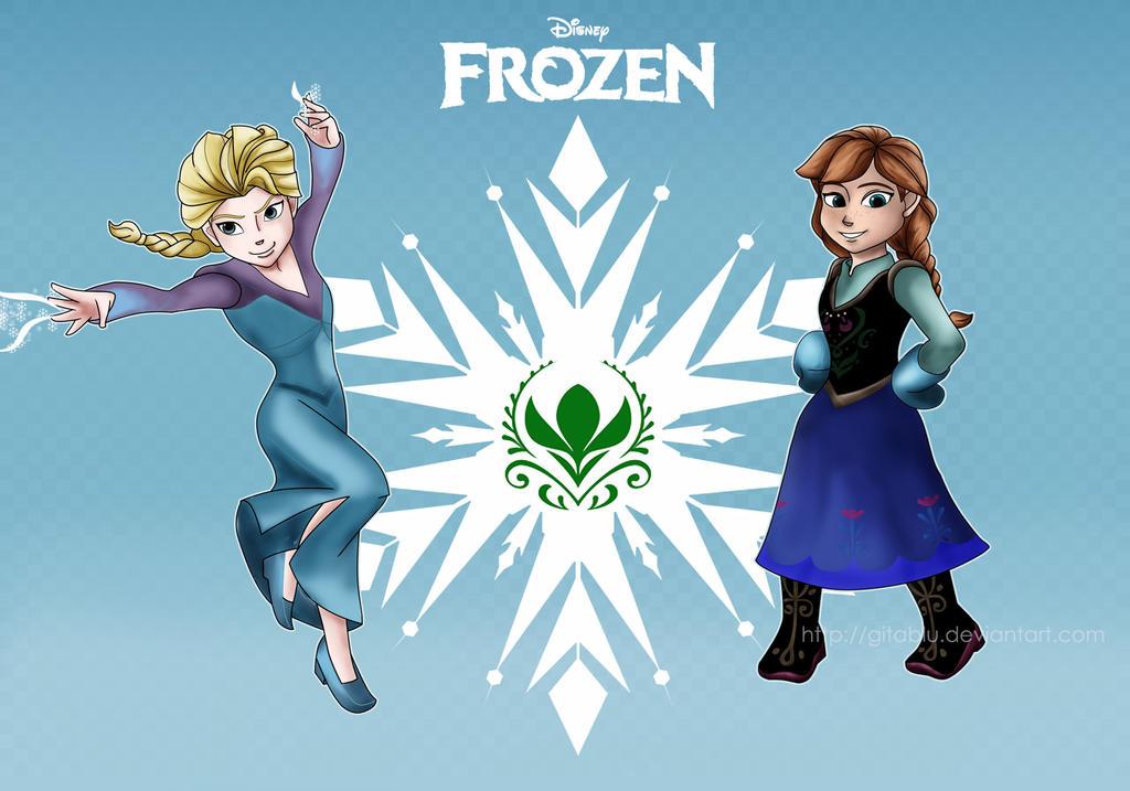 Frozen Infinity by gitablu