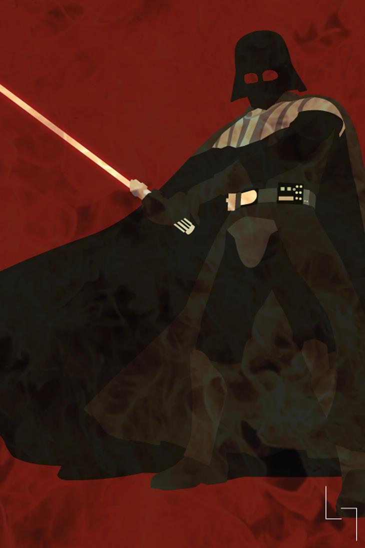 Darth Vader by Jehuty23