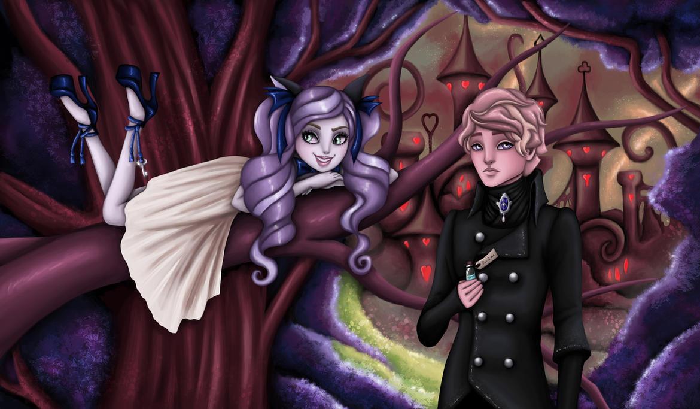 EAH Wonderland by TheFatalImpact