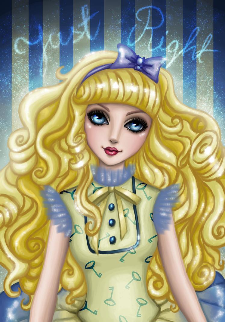 Blondie Lockes by TheFatalImpact