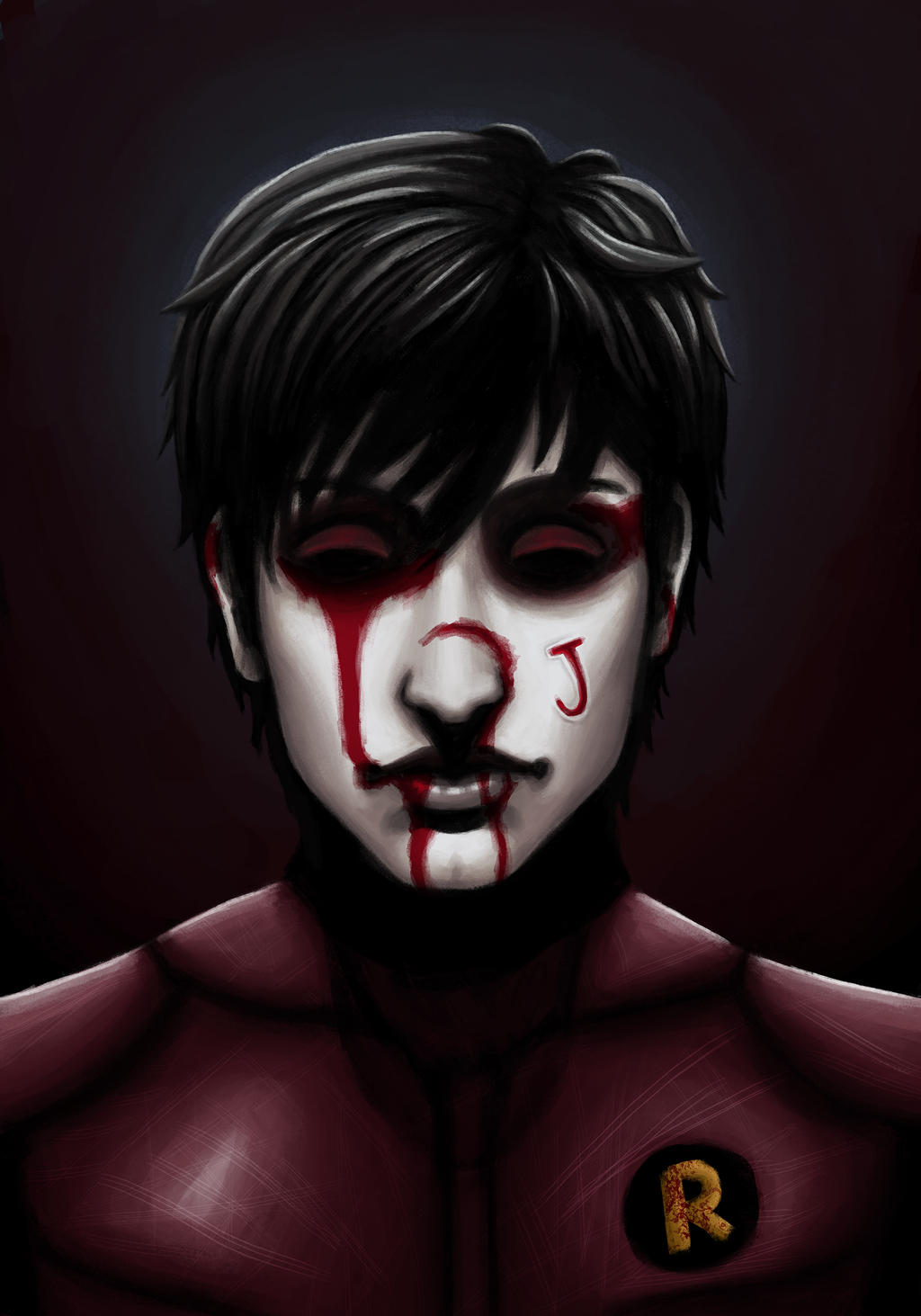Jason Todd Ii By Thefatalimpact On Deviantart