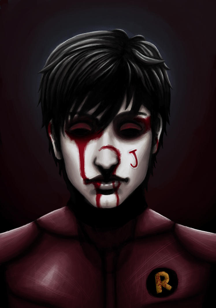 Jason Todd II by TheFatalImpact