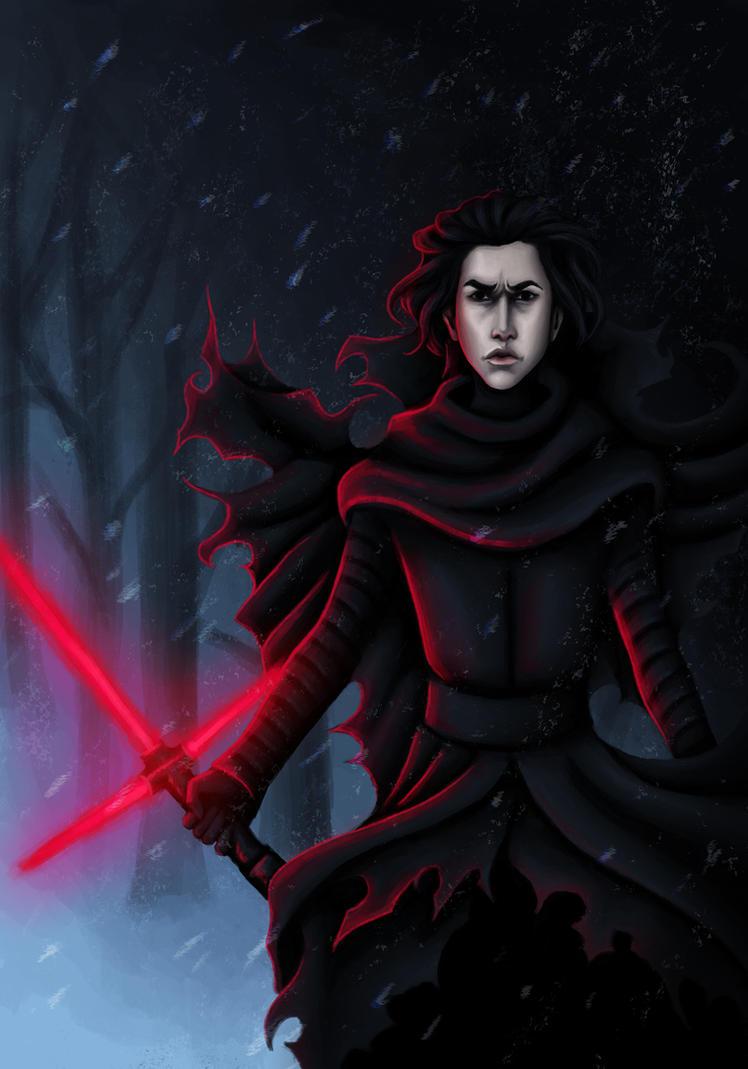 Kylo Ren II by TheFatalImpact