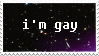 Gay Stamp by Gay-Mage-Of-Space