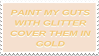 Guro Stamp  by Gay-Mage-Of-Space