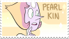 Pearl Kin Stamp by Gay-Mage-Of-Space