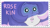 Rose Kin Stamp by Gay-Mage-Of-Space