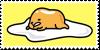 Gudetama stamp