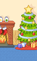 WW Pixel - By the Fire BG by firstfear
