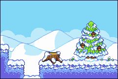 Pixel - Winter Tiles by firstfear
