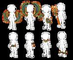 Pixel - Merkheti Legend