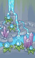 Pixel - Water Cavern BG