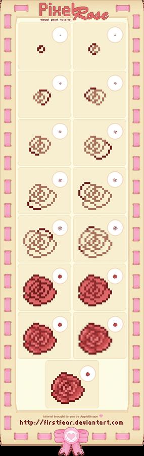 Tutorial - Pixel Rose