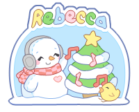 Vexel - SnowmanGlobe by firstfear
