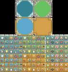 Pixel - Game Icons