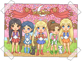 Doll - Sailor Summer Snapshot by firstfear