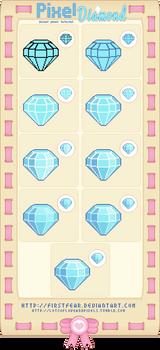 Tutorial - Pixel Diamond