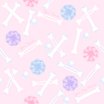 Vector- 'Gem Dry Bones