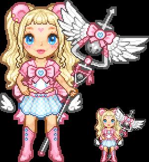 Doll - Magical Girl CaityBear
