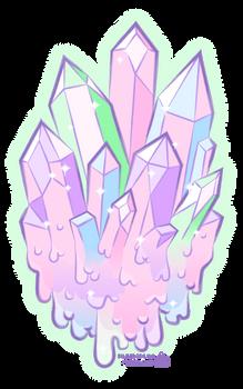 Vector - Crystalizicing
