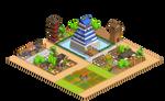 Pixel - Oh Edo Towns