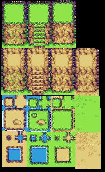 Pixel - Random Tiles