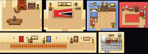 Pixel - Toriel's House