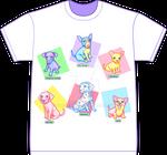 TShirt - Doggos Lineup