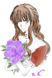 For Vio-chan by BlueMarina