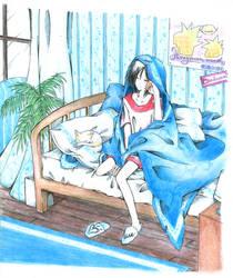 Bedroom Tour by BlueMarina