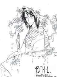 Kimono by BlueMarina