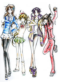 Contest : Uniform