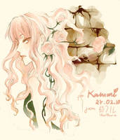 HBD to Ka-chan by BlueMarina