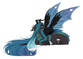 Chryacord :COMM: by InspiredPixels