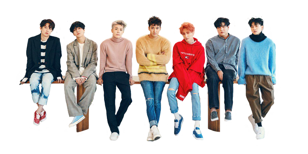 Super Junior PLAY png #1 {103117} by RoxyNeonColors on DeviantArt