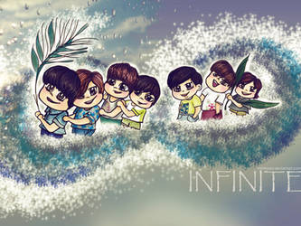 INFINITE for The Star by minikaaa
